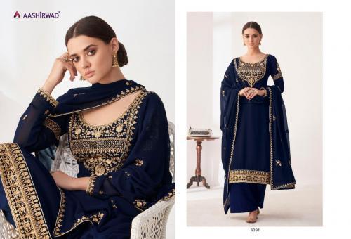 Aashirwad Creation Anita 8391 Price - 1695