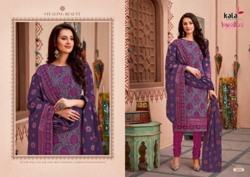 Kala Bandhni Special 2809 Price - 499