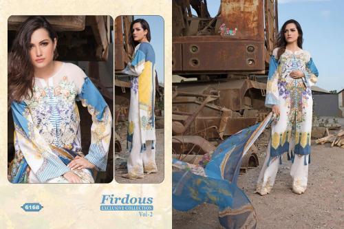 Shree Fabs Firdous Exclusive Collection 6168