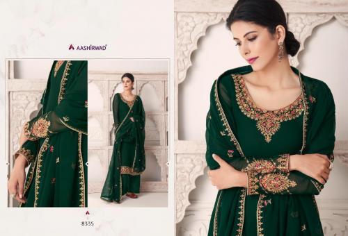 Aashirwad Creation Maria 8335 Price - 1495