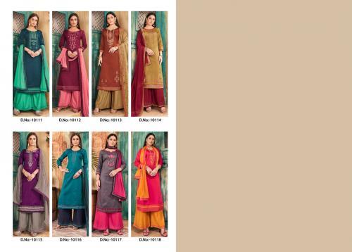 Kessi Fabrics Ramaiya 10111-10118 Price - 7192
