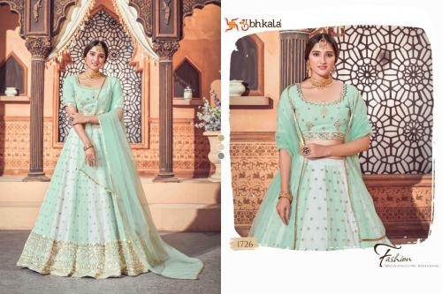 Shubhkala Bridesmaid 1726 Price - 2800