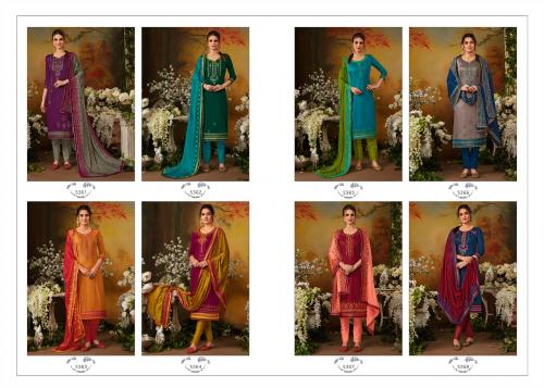 Kessi Fabrics Odhani 5361-5368 Price - 6392