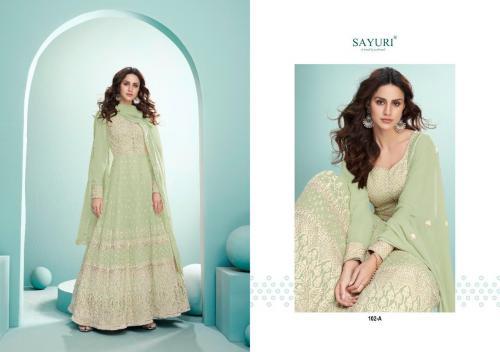 Aashirwad Creation Sayuri Breeze Gold 102-A Price - 2495