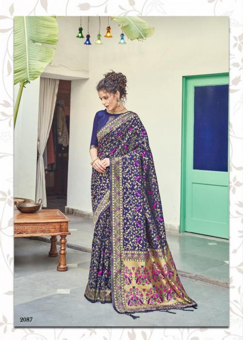 Elina Fashion Mehak Silk 2087 Price - 999